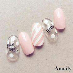 Diseño De Uñas En Rosa
