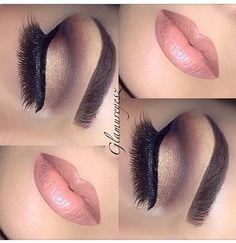 Simple clean make up Kiss Makeup, Cute Makeup, Gorgeous Makeup, Beauty Makeup, Hair Makeup, Pretty Makeup, Clown Makeup, Simple Makeup, Halloween Makeup