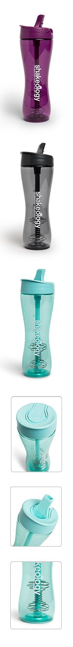 Get Your Daily Dose of Dense Nutrition®—on the go! Crafted of premium, eco-friendly materials, this is the ultimate hybrid water and shaker bottle. A spout and chug opening give you two ways to drink, while a stainless steel agitator creates the smoothest shake possible. It's also leak-proof and odor-resistant.