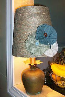 I love this Lamp Shade