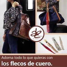 Adorna todo lo que quieras con los Flecos de Cuero. #ABCherrajes #FlecosDeCuero #Confección #Marroquinería  Nos puedes encontrar en:  Bogotá: Cll. 74A # 23-25 / Tel: 2115117 Medellín: Cra. 66B # 32D-75 / Tel: 2356710 Barranquilla: Cra. 52 # 72-114 C.C. Plaza 52 / Tel: 3690687  Visítanos en: www.abcherrajes.com  Twitter: @abcherrajes Instagram: @abcherrajes Facebook: abcherrajes Pinterest: abcherrajes