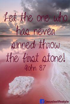 John 8:7