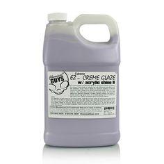 Chemical Guys GAP111C04 Extreme Shine EZ Creme Glaze – 1 gal. (Case of 4)  http://www.productsforautomotive.com/chemical-guys-gap111c04-extreme-shine-ez-creme-glaze-1-gal-case-of-4/