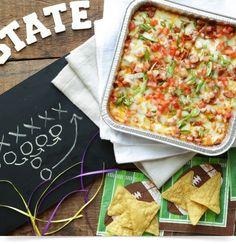 Layered Taco Dip | Reynolds Kitchens