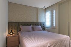 O quarto merece atenção especial ao ser decorado. Para garantir uma boa noite de sono ele precisa ser prático, organizado e aconchegante. Inspire-se