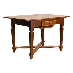 Baker's Table | From a unique collection of antique and modern desks and writing tables at https://www.1stdibs.com/furniture/tables/desks-writing-tables/