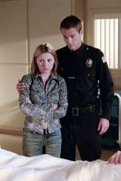 Heaven Kevin and Lucy Photo: Kevin & Lucy Beverley Mitchell, Heaven Pictures, Cop Uniform, Good Movies, Awesome Movies, Seven Heavens, 7th Heaven, Tv Couples, Tv Times
