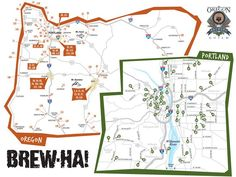 Oregon Brewers Guild - the Oregon beer trail