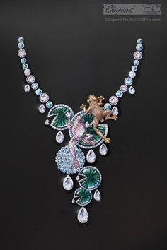 Chopard Animal World Collection: Frog Necklace 2