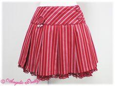 Angelic Pretty / Skirt / Letter Regimental Skirt