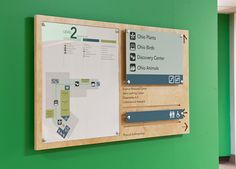 The CMNH wayfinding system is a clean and cohesive network of signs that offers assistance to visitors of all ages in their museum travels. The dynamic exhibition schedule of the museum demands flexibility of the signage system, so this solution consists …