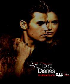 the vampire diaries season 1 posters | Fan-made TVD season 4, Promo Poster!
