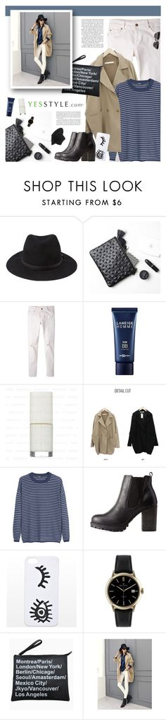 """Korean fashion Sale - YesStyle"" by novalikarida ❤ liked on Polyvore featuring Forever 21, MANGO, Charlotte Russe, Dreyfuss & Co, Ted Baker, korean, koreanfashion and yesstyle"