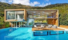 The Spa House, South Africa, Cape Town, Hout Bay