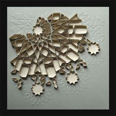 Paper Sculptures by Matt Shlian.  http://mattshlian.com/