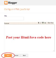 Add Back to Top Button or Go to Top Button in Blogger - Alishinfo | All in One Internet Surfing Site