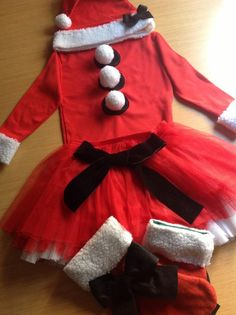Disfraz de Mama Noel