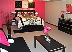 Teen room with reflection of personality! - Girls' Room Designs - Decorating Ideas - HGTV Rate My Space