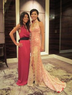 Wedding Cheongsam Party Dresses Designer Attire Modern