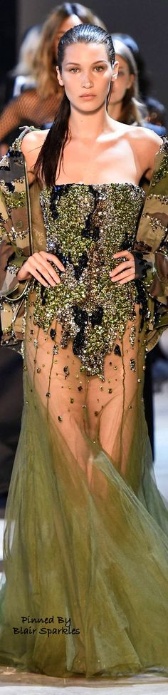 Paris Fall Couture 2016 Alexandre Vauthier ~ ♕♚εїз | BLAIR SPARKLES |