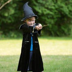 Sorcerer's Costume