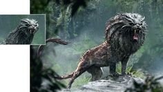 The Concept Art for Fantastic Beasts and Where to Find Them - Joyenergizer