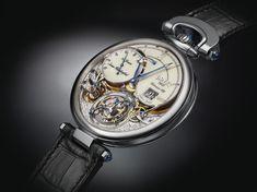 BOVET redefine la relojería artesanal