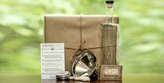 Handcrafted Gin Kit by Gintry & Co. | Cool Material