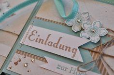 Schachtel für Karten zur Hochzeit