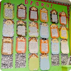 """The First Grade Parade: Camping Capers, Open House, """"Sadsville"""", & Spring Break"""