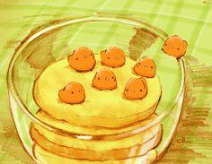 「オレンジピールクッキー」/「チャイ」のイラスト [pixiv]