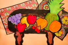 picasso still life from Painted Paper
