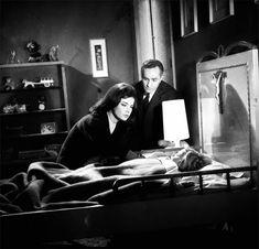 """Τζένη Καρέζη, Μηνάς Χρηστίδης στο εξαίρετο ερωτικό δράμα του Ντίνου Δημόπουλου """"ΕΝΑΣ ΜΕΓΑΛΟΣ ΕΡΩΤΑΣ"""" 1964, παραγωγή ΦΙΝΟΣ"""