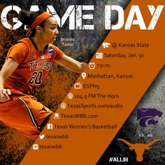 Game day! #HornsUp