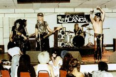 Axl Slash Duff Izzy Steven