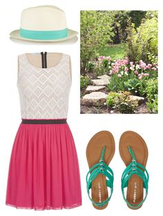 Spring Babe by squidney1027 on Polyvore featuring polyvore, fashion, style, maurices, Aéropostale, rag & bone and clothing