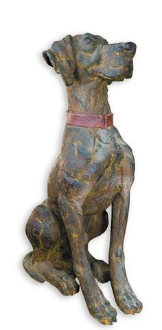 Uttermost 20942 Big Rusty Statue Accessories