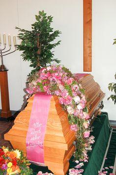 Trauerfloristik Trauerkranz Hannover - Milles Fleurs