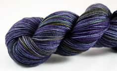 Costellohand dyed sock weight yarn 2 ply merino by marigoldjen, $24.00    Want this!