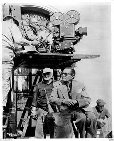 WAR OF THE WORLDS - BEHIND THE SCENES STILLS! in '50s Horror and Sci-Fi Forum