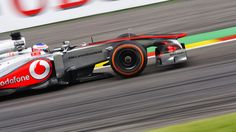 Jenson Button - McLaren MP4-28 - 2013