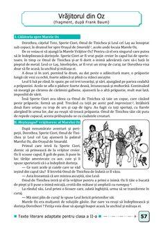 Clasa a II-a : Lecturi şi fişe de lectură. Clasa a II-a Romanian Language, Classroom, Words, Diy, Outfits, Literatura, Reading, Class Room, Suits