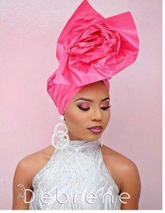 Attaché foulard turban headwrap maré tet