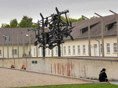 Dachau Concentration Camp - This was the first place we visited in Germany in 1975.  It changed me forever.