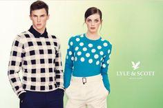 Lyle & Scott S/S 2012 campaign