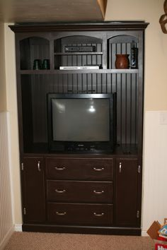 Jrl Woodworking Entertainment Center
