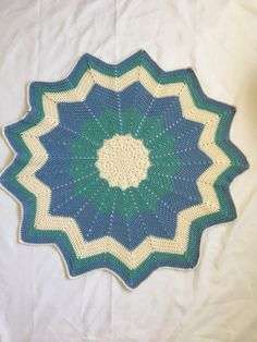 Crochet Baby Blanket/Throw by TheLittleNookAus on Etsy