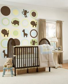 Baby Nursery Ideas Themes Room Wall Decals