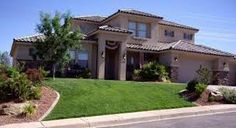 landscape ideas for front of house - Google Search