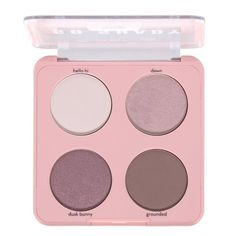 Creme shop So Shady Eyeshadow Palette, You Choose Makeup Dupes, Makeup Eyeshadow, Beauty Makeup, Makeup Products, Makeup Brands, Makeup Goals, Hair Products, Eyeliner, Eye Palette